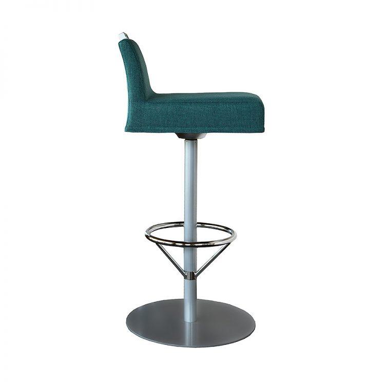 Jazz bar chair green