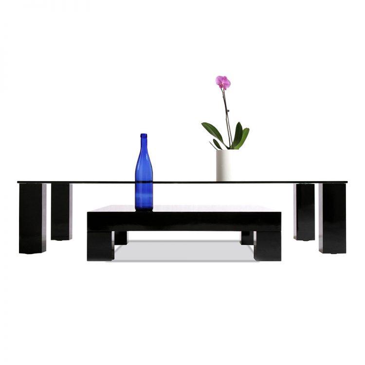 Jazz rectangle coffee table