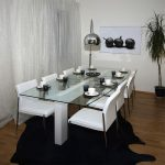 Mobile dining set