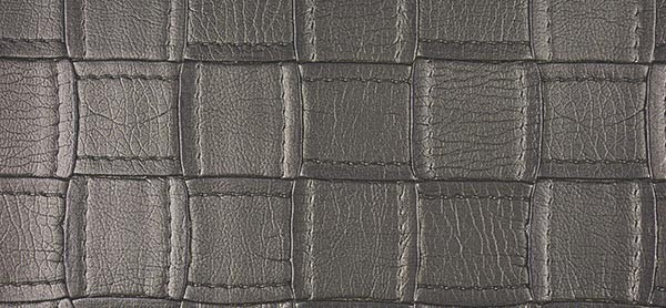 Bronze imitation leather